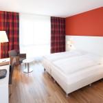 Doppelzimmer im Hotel arcade - double room hotel arcade